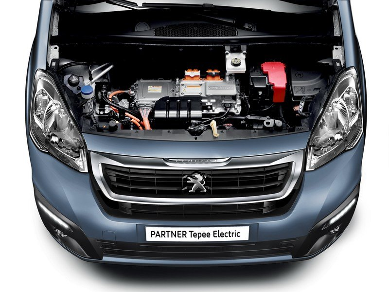 2017 Peugeot Partner Tepee Electric High Resolution Drivetrain - image 705861