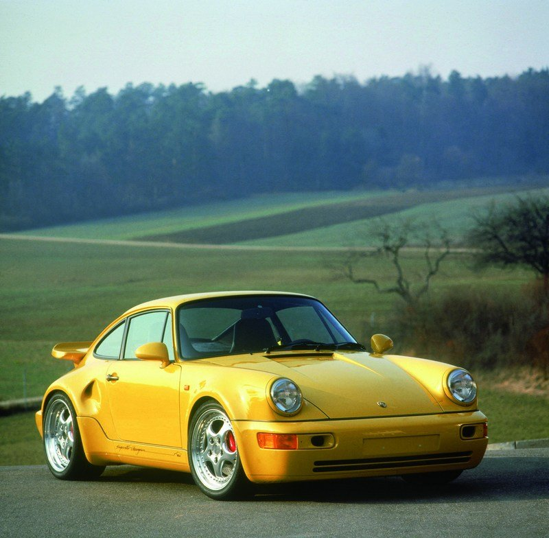 Porsche's Top 5 Rarest Factory Models As Told By The Man Who Takes Care Of Them - image 705233