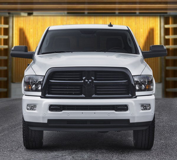 Ram 2500 and 3500 Heavy Duty Night Package