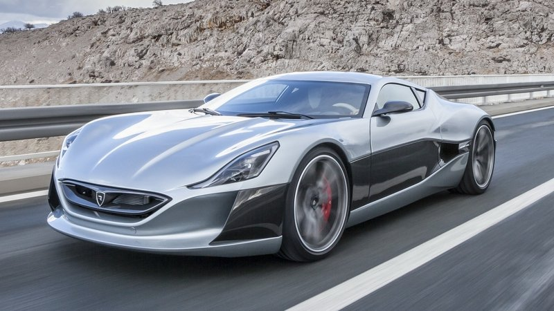Rimac's Follow-Up To the Concept One Is Going To Blow Your Mind