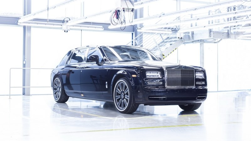 2017 Rolls-Royce Phantom VII Final Edition
