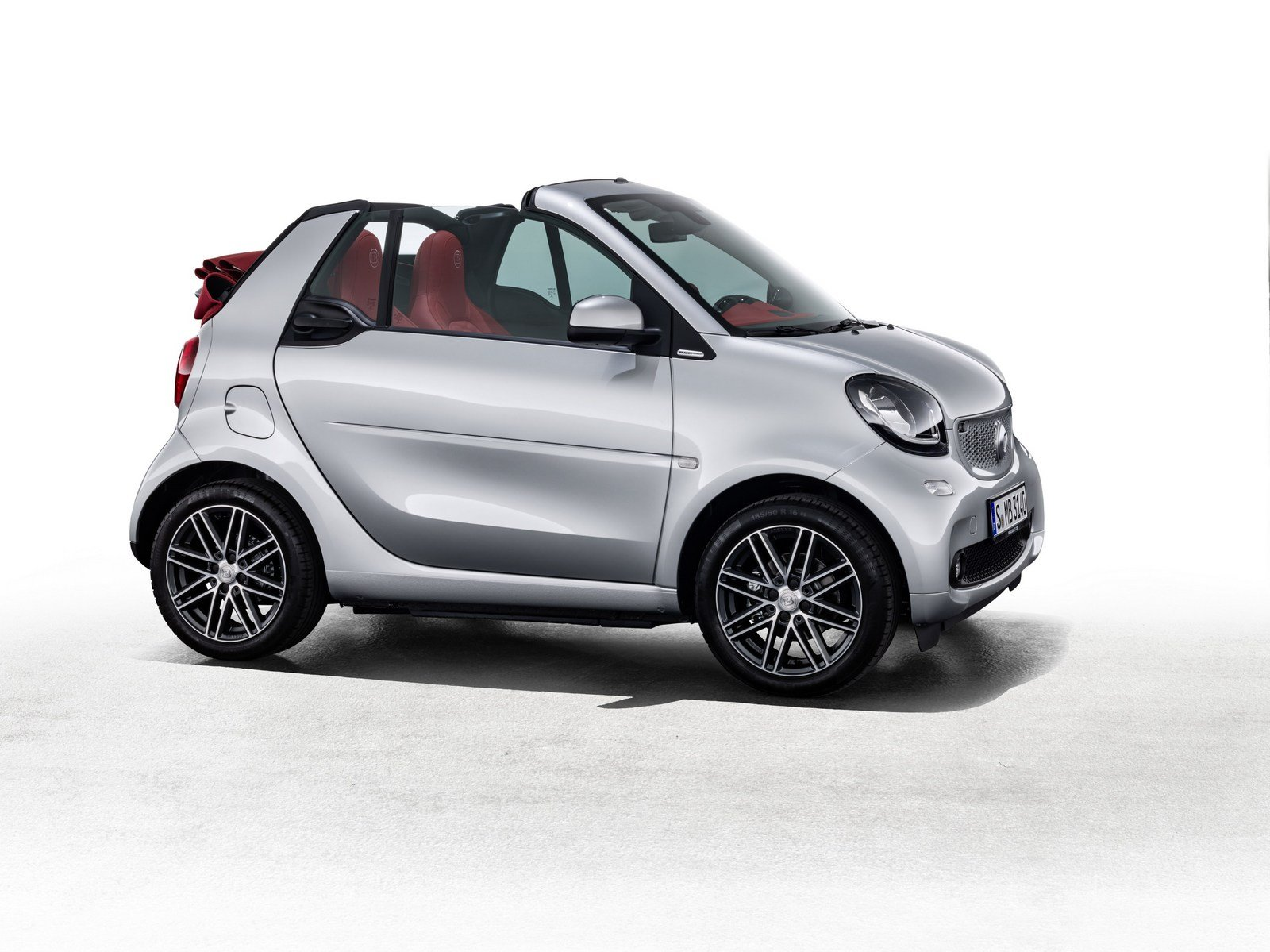 2017 smart fortwo cabrio brabus edition 2 picture 707126 car review top speed. Black Bedroom Furniture Sets. Home Design Ideas