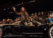 Steven Tyler's Hennessey Venom GT Spyder Fetches A Tidy Sum Auction - image 704103