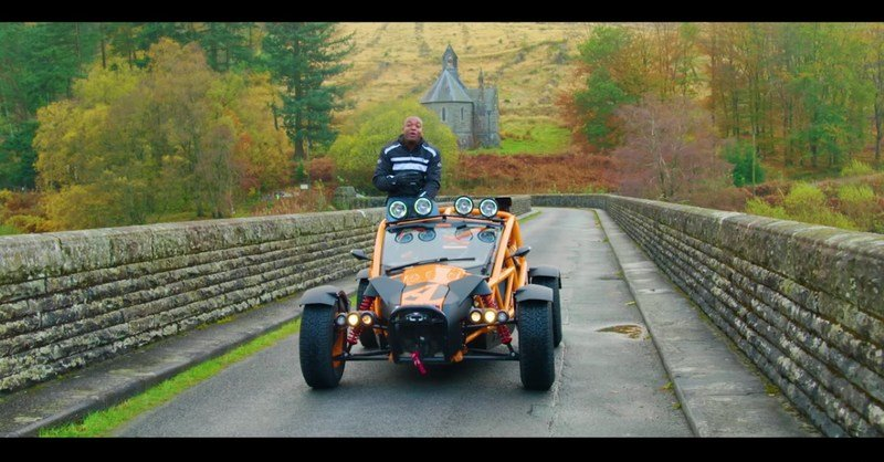 The Ariel Nomad Might Be The Perfect All-Terrain Vehicle