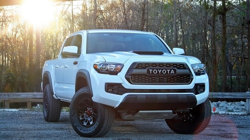 What Makes A Toyota Tacoma TRD Pro So Good?