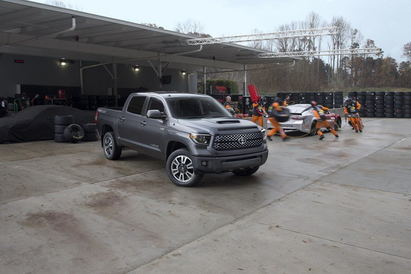 TRD Sport Package Brings Added Styling and Handling Upgrades to 2018 Toyota Tundra and Sequoia