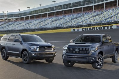 Toyota Finally Working on Updates For 4Runner, Tundra, Sequoia