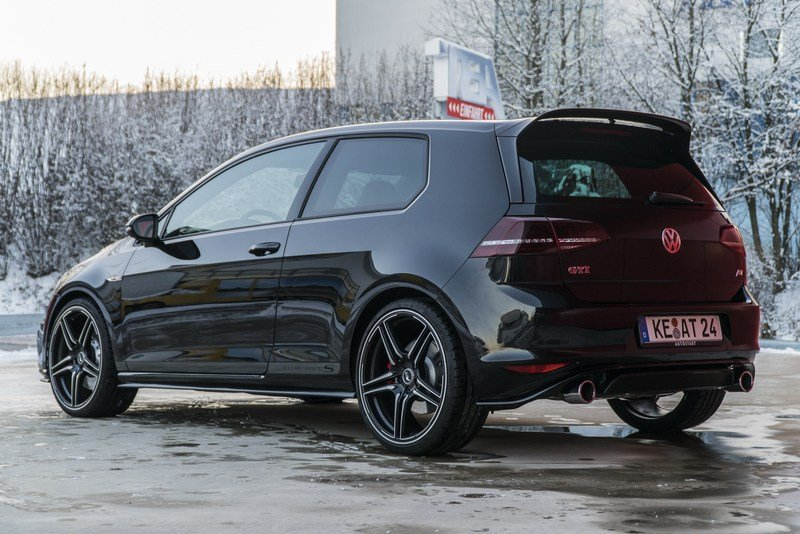 2017 Volkswagen Golf GTI Clubsport by ABT Sportsline