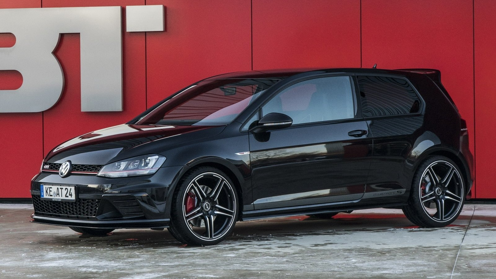 2017 Volkswagen Golf Gti Clubsport By Abt Sportsline Top