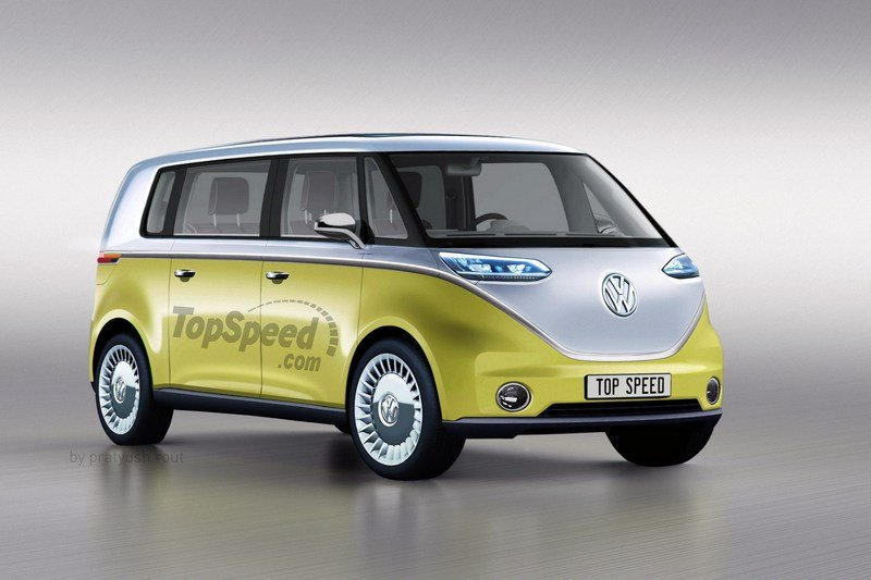 2020 Volkswagen Van Gallery 705397 Top Speed