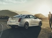 Wallpaper of the Day: 2016 Cadillac ATS-V Coupe - image 710978