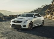 Wallpaper of the Day: 2016 Cadillac ATS-V Coupe - image 710977
