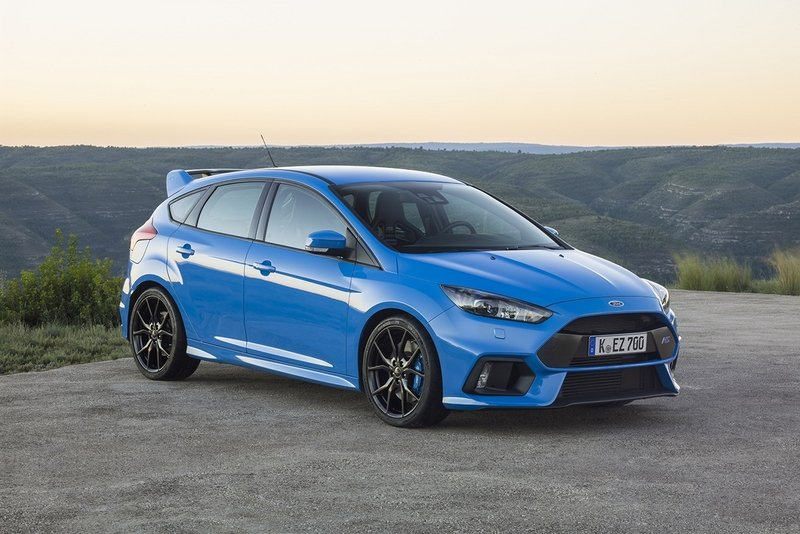 2016 Ford Focus RS - Driving Impressions - image 710693