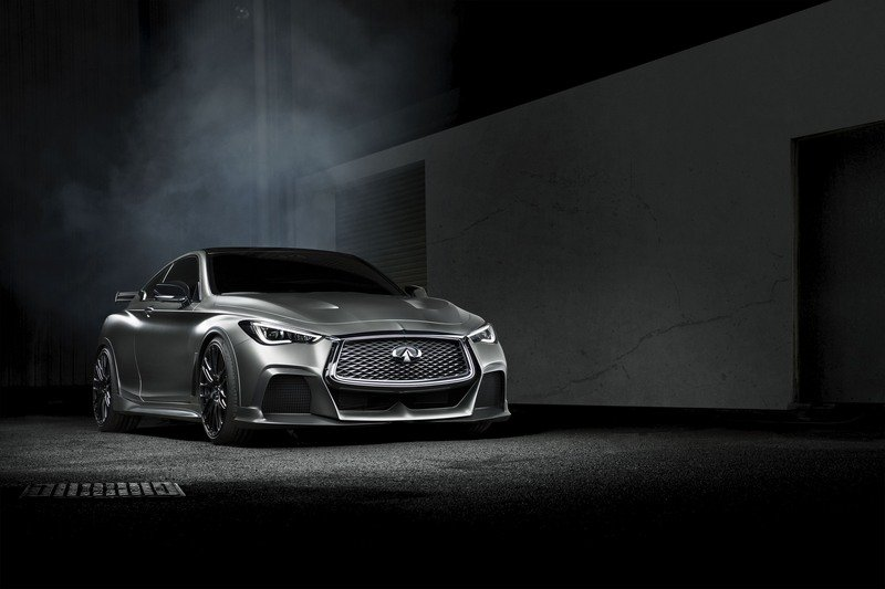 Wallpaper of the Day: 2016 Infiniti Project Black S - image 707903
