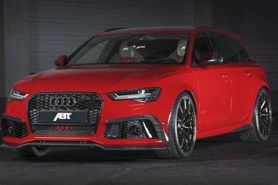 2017 Audi Rs6 By Abt Sportsline Top Speed