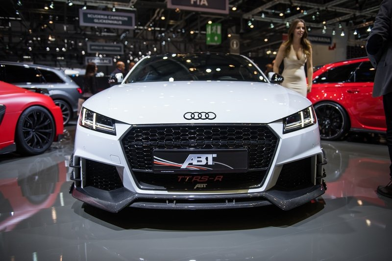 2017 Audi TT RS-R by ABT Sportsline