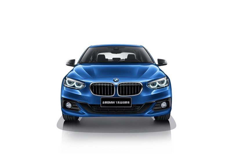 2017 BMW 1 Series Sedan High Resolution Exterior - image 707335