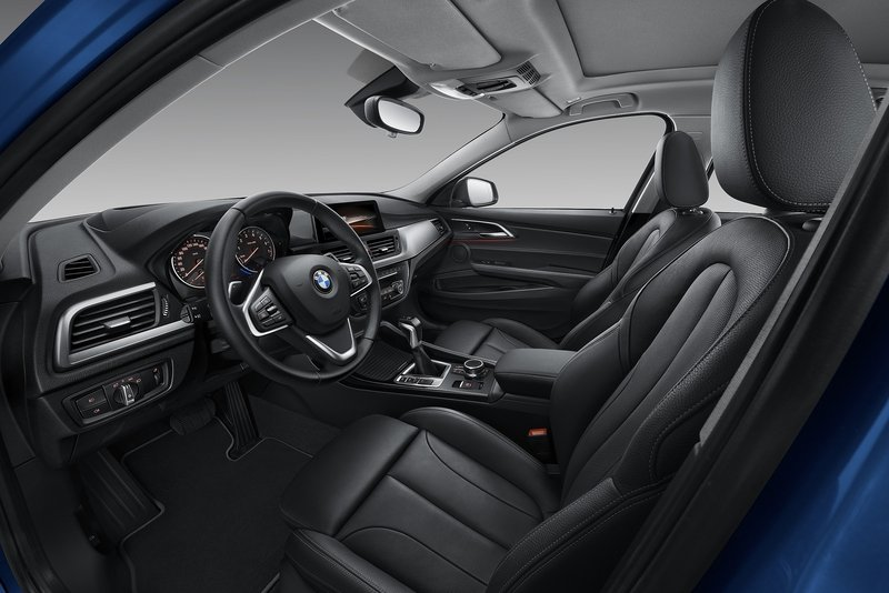2017 BMW 1 Series Sedan High Resolution Interior - image 707337