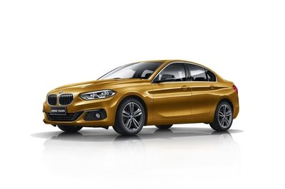 2017 BMW 1 Series Sedan - image 707261