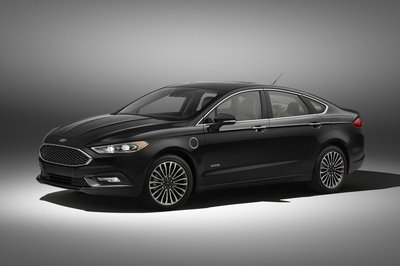 2017 Ford Fusion - image 710818