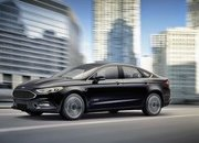 The Ford Fusion Hangs in Limbo as Mid-Cycle Refresh is Cancelled - image 710819