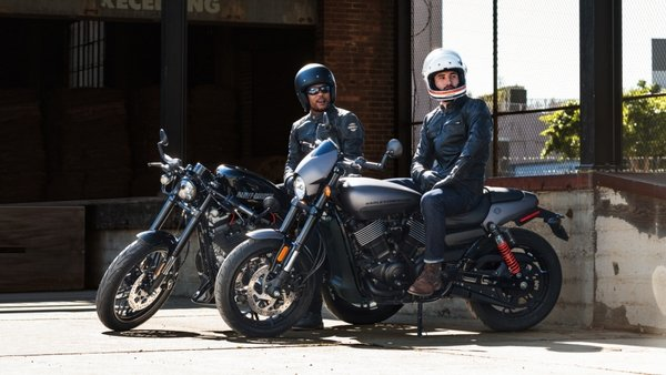 Harley-Davidson Unleashes New Street Rod 750