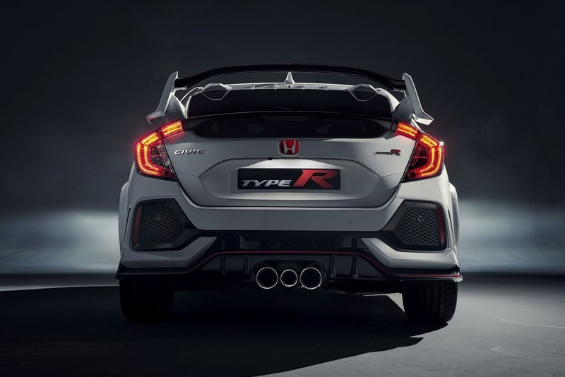 2017 Honda Civic Type R High Resolution Exterior - image 710677