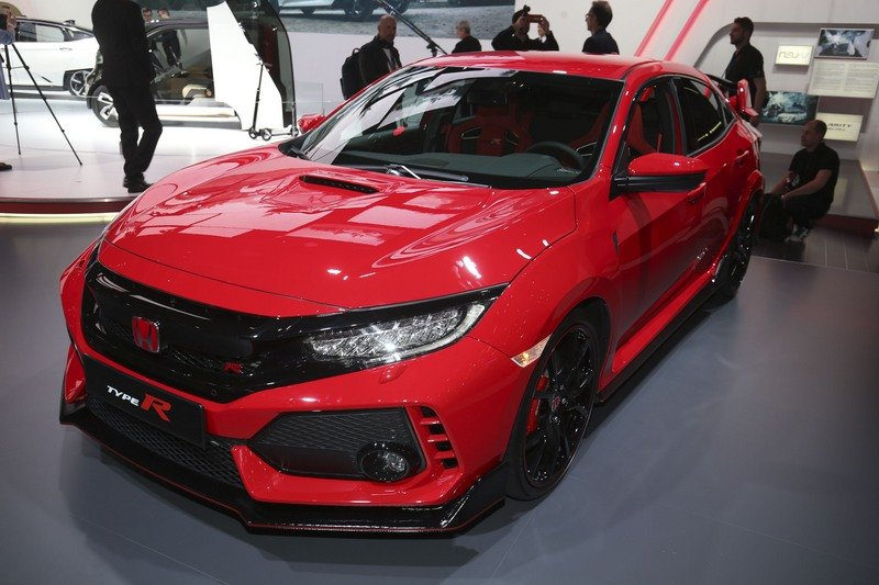 2017 Honda Civic Type R High Resolution Exterior AutoShow - image 710679