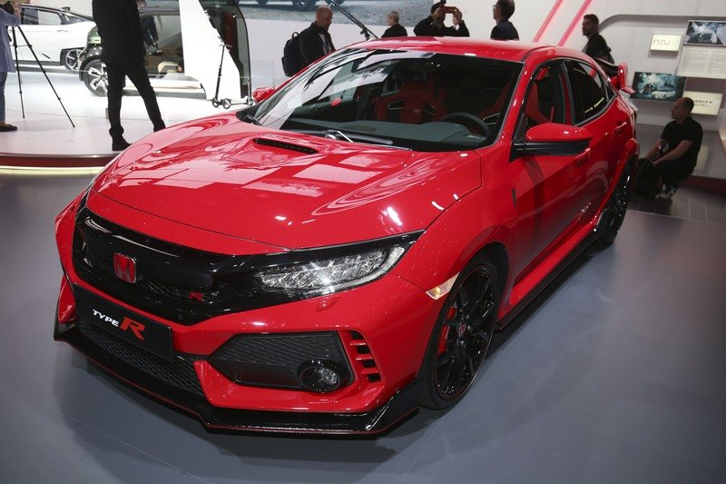The Next-Gen Honda Civic Type-R Will Most Likely Be a Hybrid-Powered Performance Beast High Resolution Exterior AutoShow - image 710680