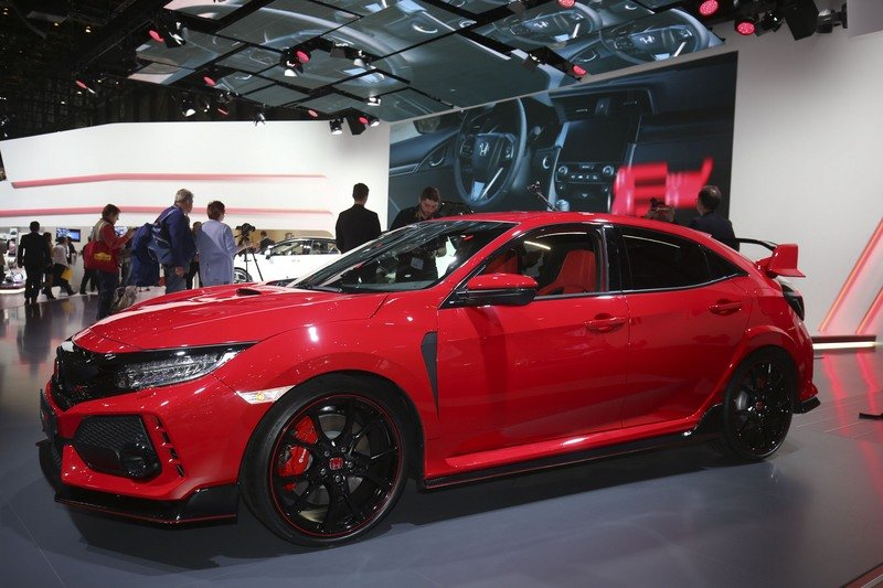 2017 Honda Civic Type R High Resolution Exterior AutoShow - image 710681