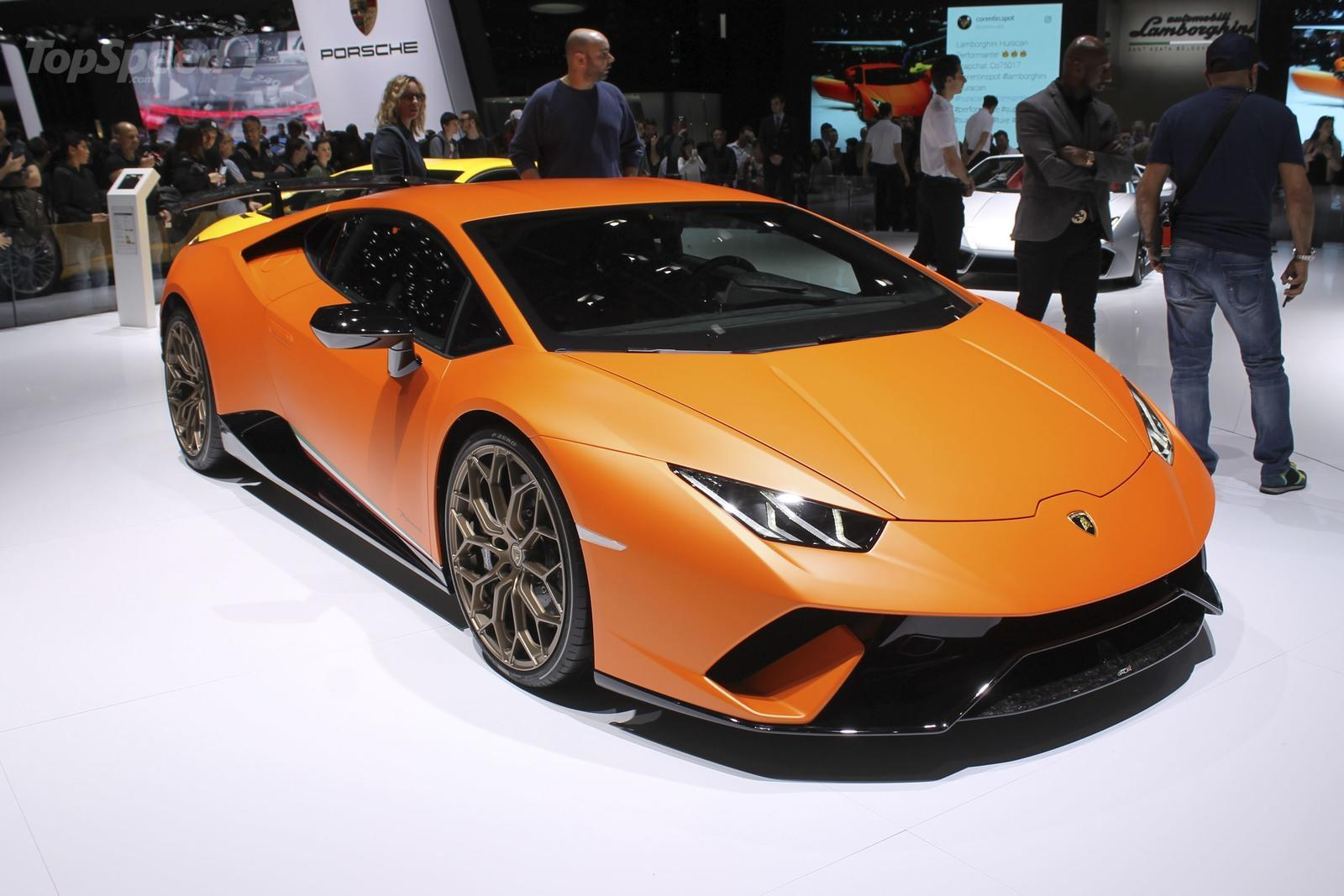 2017 lamborghini huracan perfomante picture 711055 car review top speed. Black Bedroom Furniture Sets. Home Design Ideas