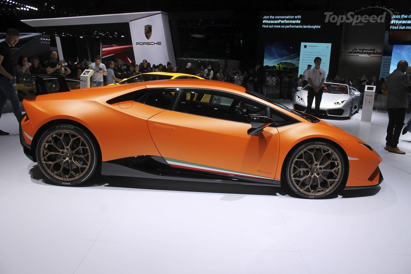 2017 lamborghini huracan perfomante picture 711063 car review top speed. Black Bedroom Furniture Sets. Home Design Ideas