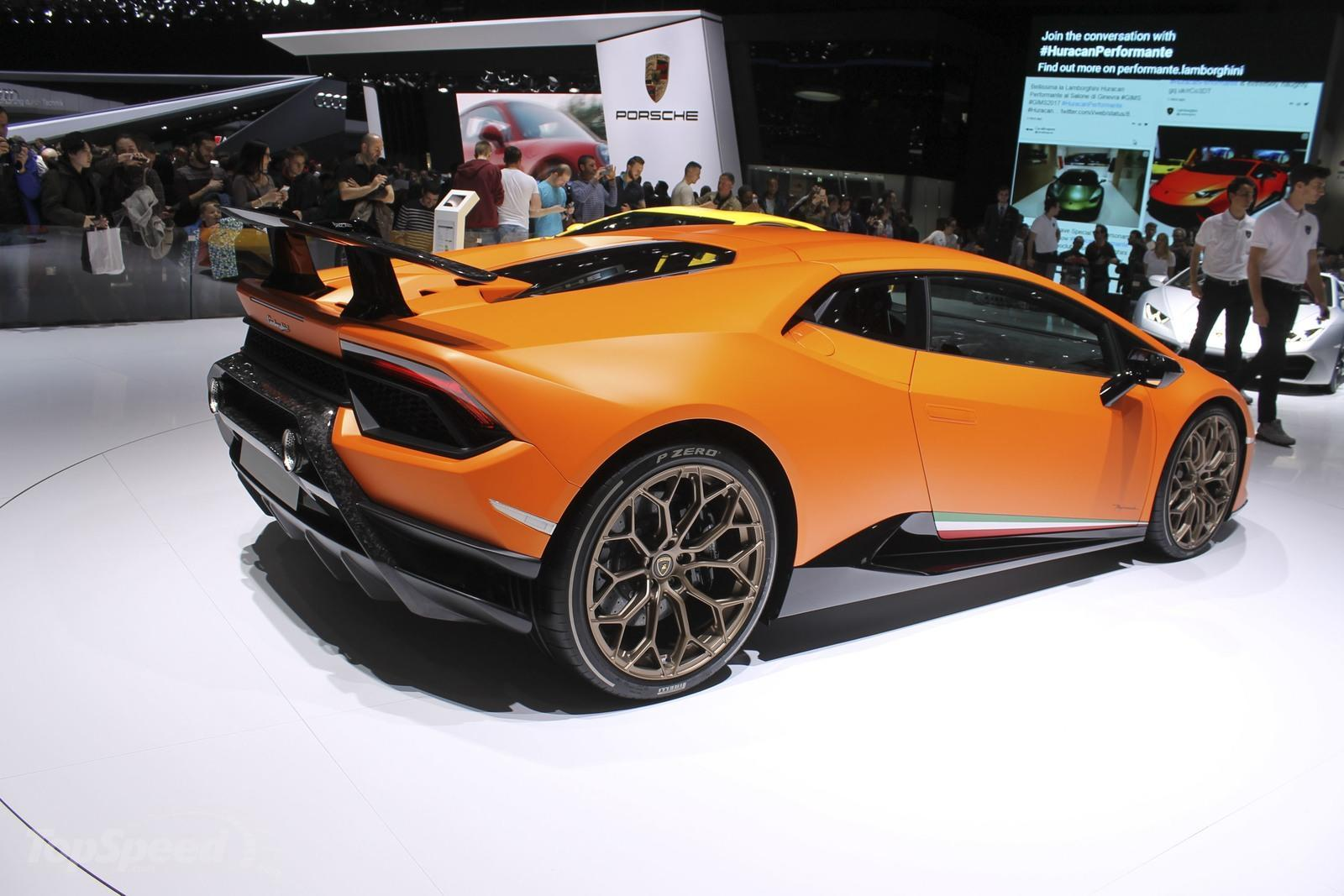 2017 lamborghini huracan perfomante picture 711068 car review top speed. Black Bedroom Furniture Sets. Home Design Ideas