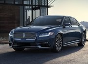 2017 Lincoln Continental Black Label Edition - image 710658