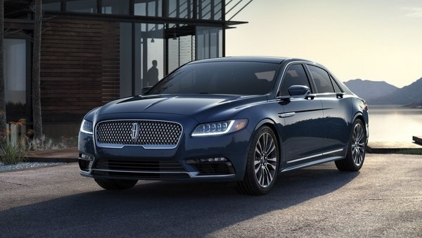 2017 lincoln continental black label edition car review top speed. Black Bedroom Furniture Sets. Home Design Ideas