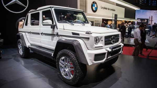 2017 mercedes maybach g 650 landaulet review top speed for Mercedes benz g wagon 2017