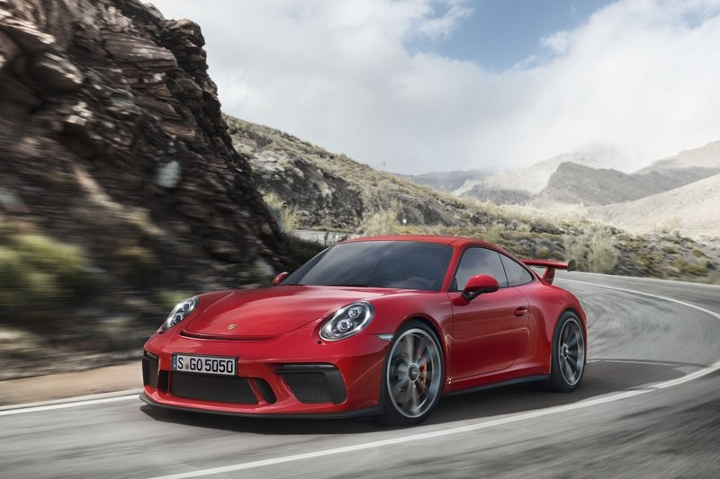 Word Has it that the Next Porsche 911 GT3 Will go Turbo, PDK Only, and Deliver 550 Ponies High Resolution Exterior - image 710284