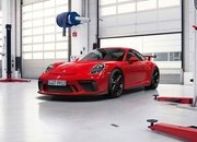 Word Has it that the Next Porsche 911 GT3 Will go Turbo, PDK Only, and Deliver 550 Ponies - image 710287