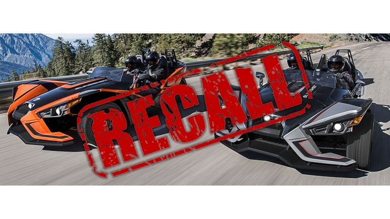 Polaris Recalls the Recall On Its 2015-17 Slingshots