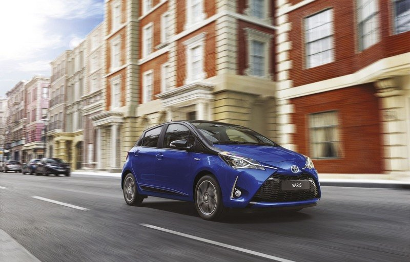 2017 Toyota Yaris Demonstrates How Auto Turnover Is Speeding Up High Resolution Exterior - image 708801