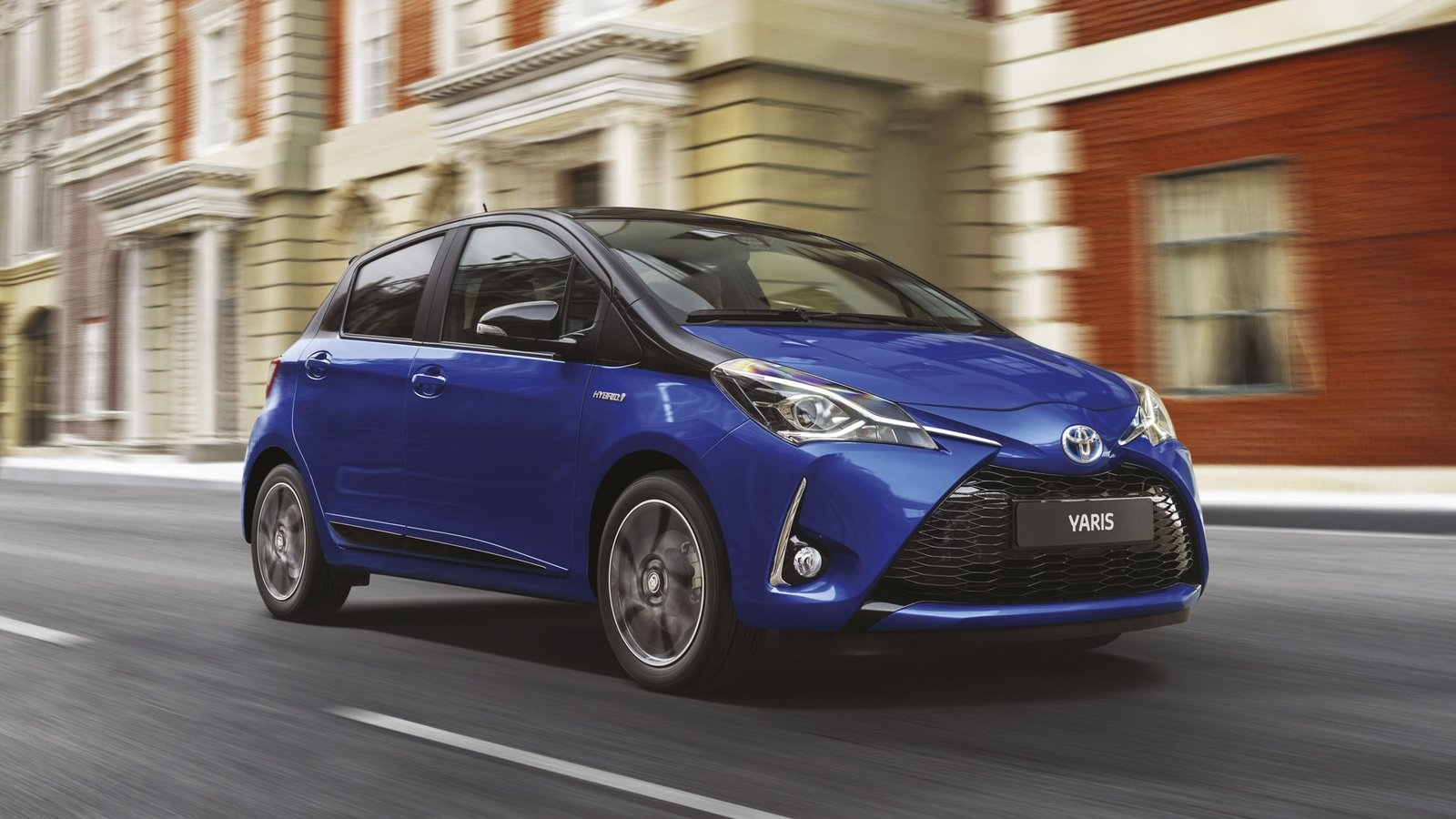 2017 toyota yaris demonstrates how auto turnover is. Black Bedroom Furniture Sets. Home Design Ideas