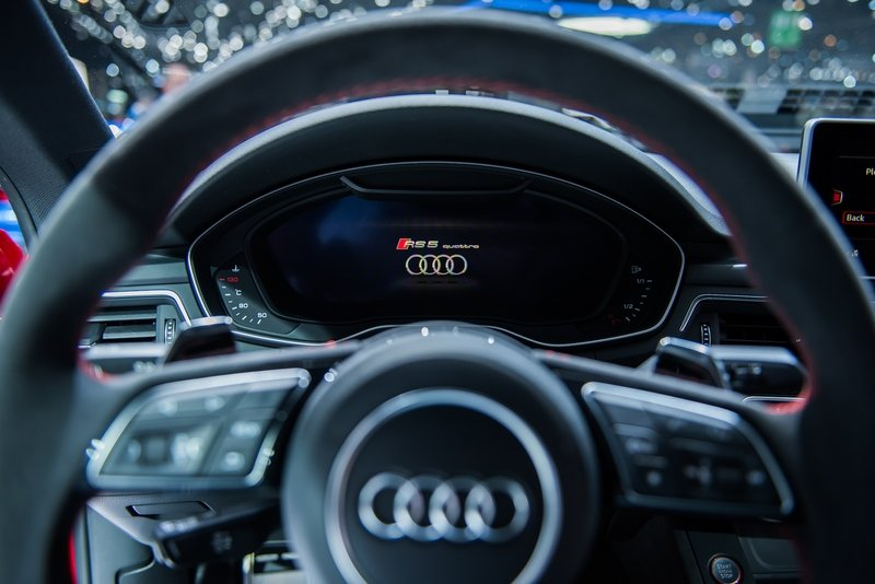 2018 Audi RS5 High Resolution Interior AutoShow - image 709113
