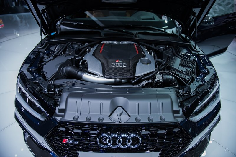 2019 Audi S6 Top Speed