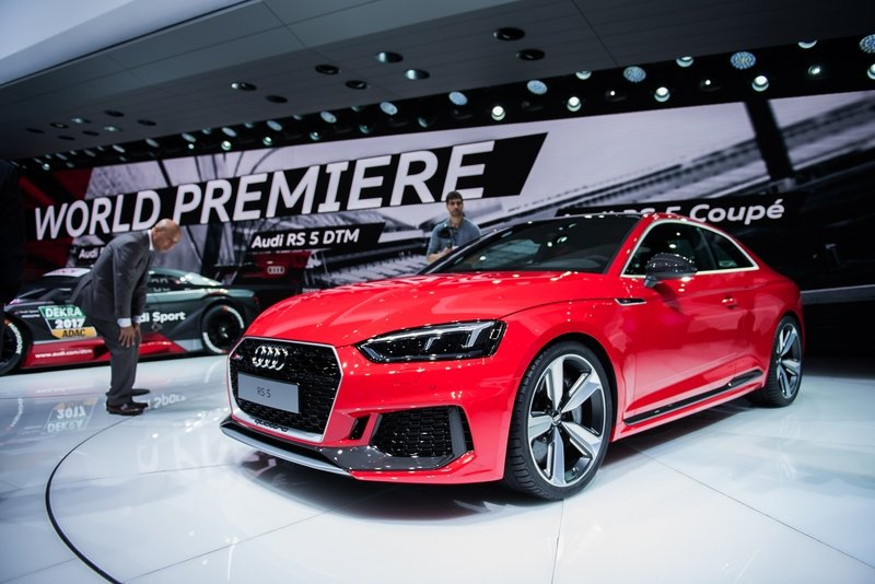 2018 Audi RS5 High Resolution Exterior AutoShow - image 709103