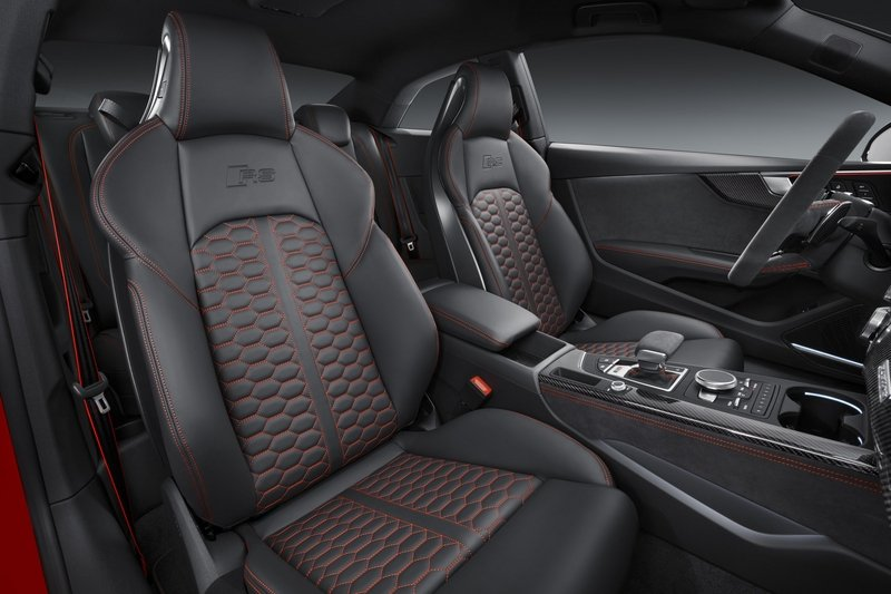 2018 Audi RS5 High Resolution Interior - image 710983