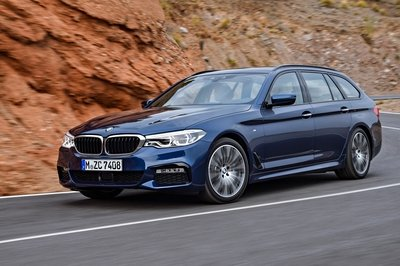 2018 BMW 5 Series Touring - image 709551