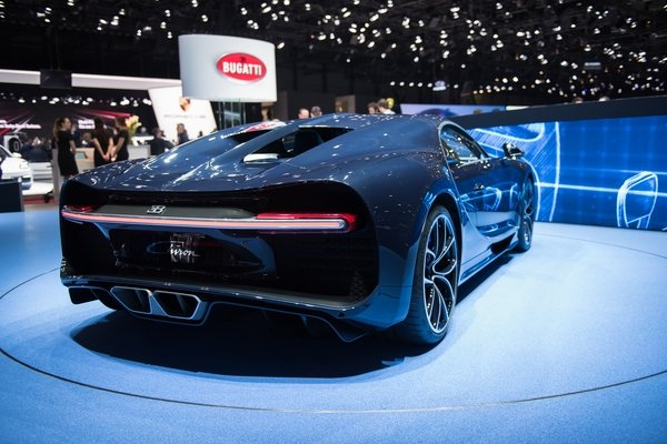2018 Bugatti Chiron - Picture 709756 | car review @ Top Speed