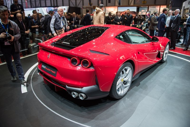 A New, All-Electric Ferrari Supercar is Coming High Resolution Exterior AutoShow - image 709177