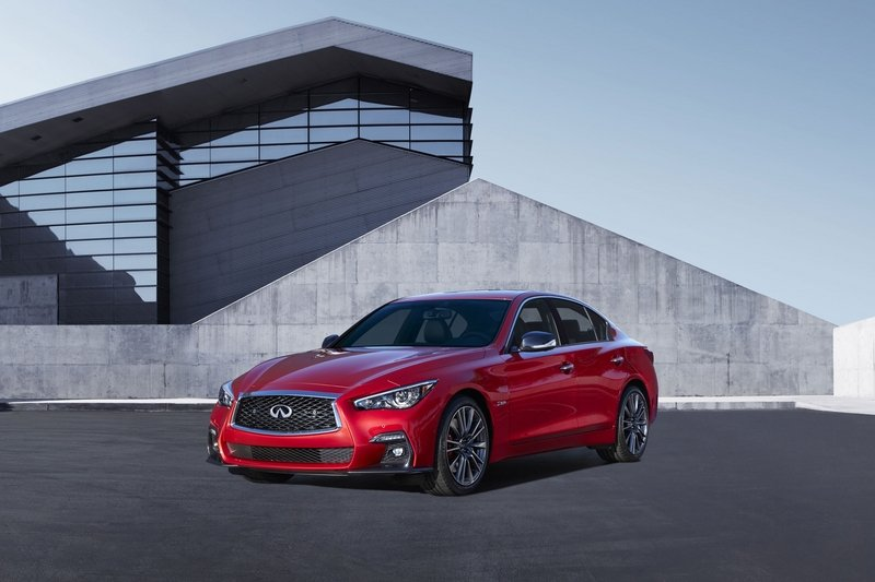 Infiniti Q50, Q60, and Q70 to Ditch RWD Platform for Hybrid AWD Architecture Starting in 2021