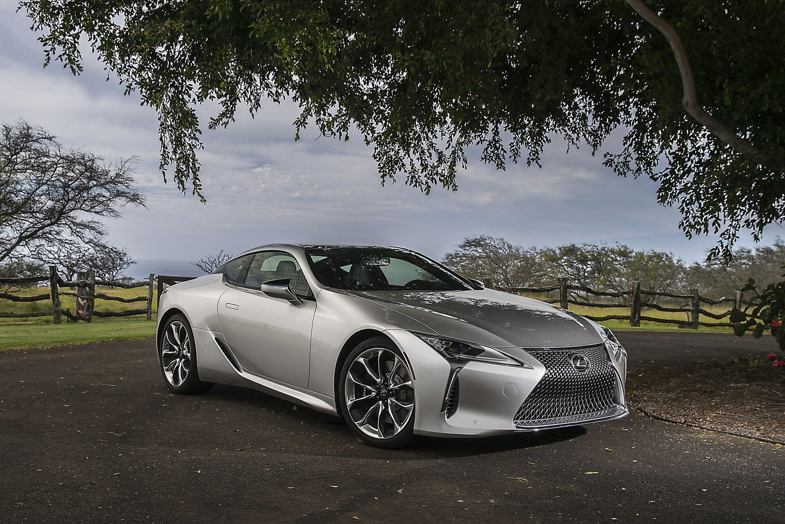 2018 Lexus LC 500 - Picture 710836 | car review @ Top Speed